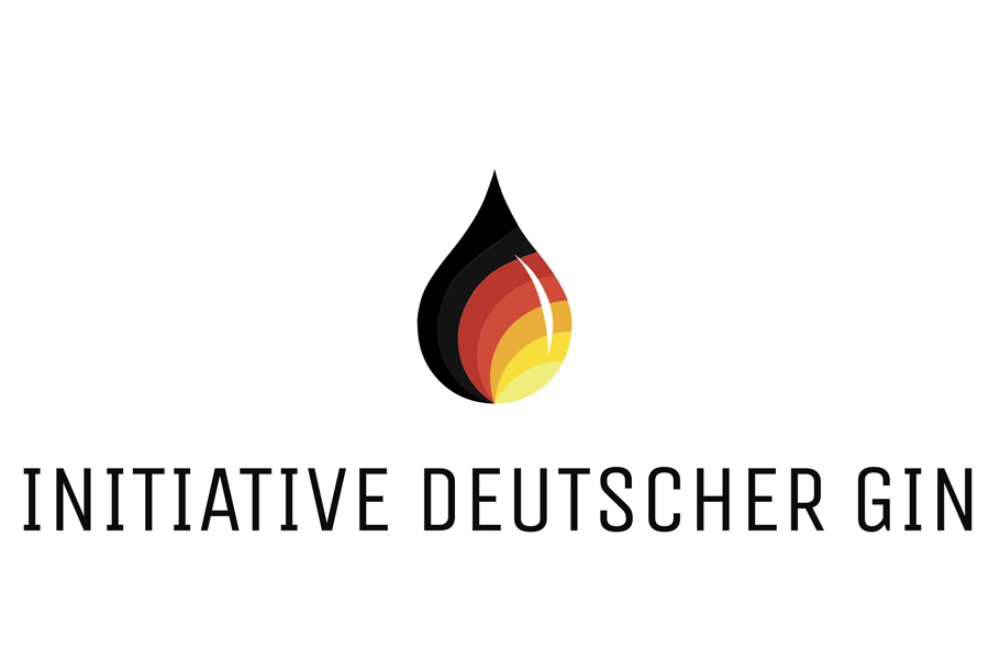Logo der Initiative deutscher gin