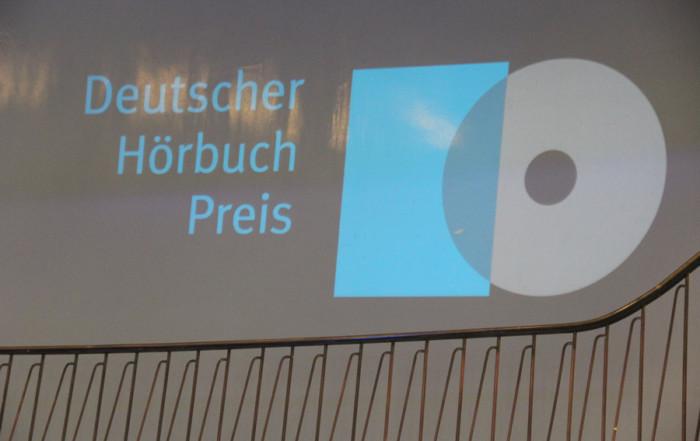 Logo Dt. Hörbuchpreis