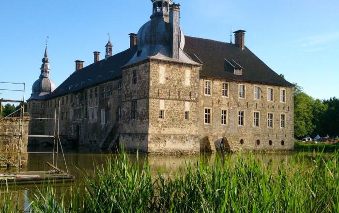 Ansicht Schloss Lembeck