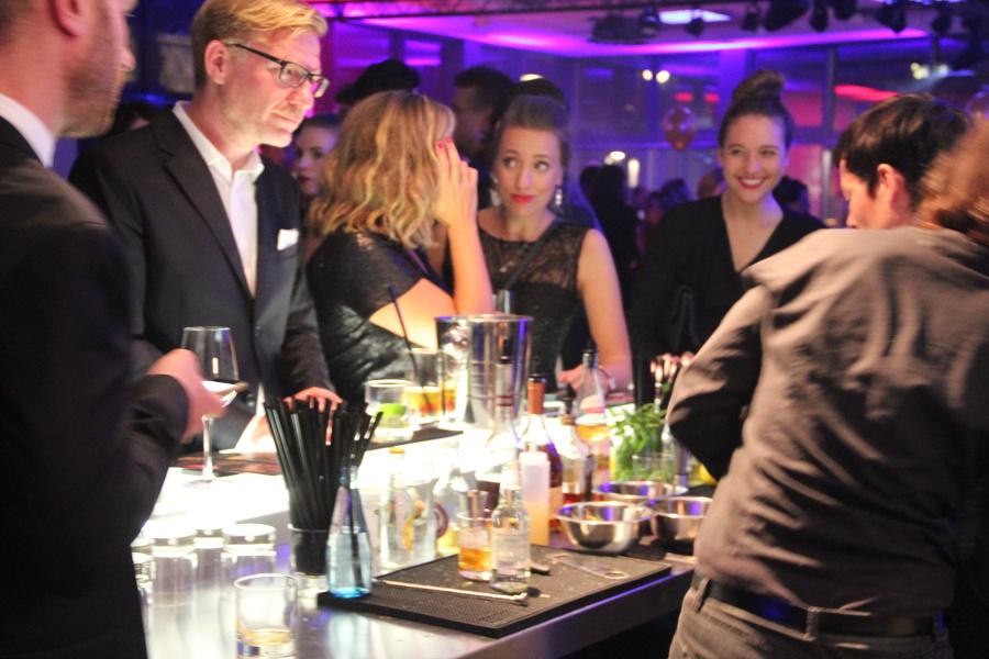 Impressionen Bar Besucher