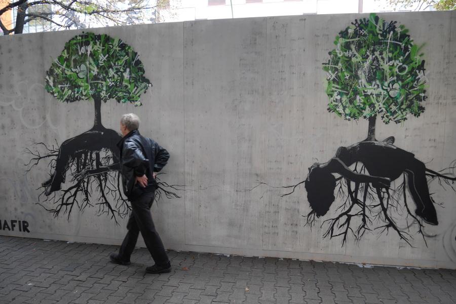 Impressionen Street Art
