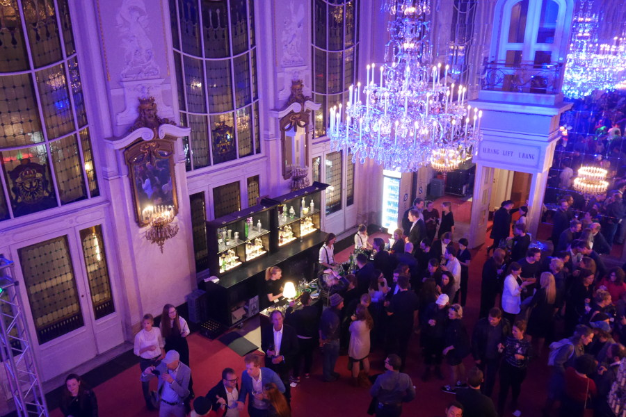 Ambiente Saal Theater des Westens