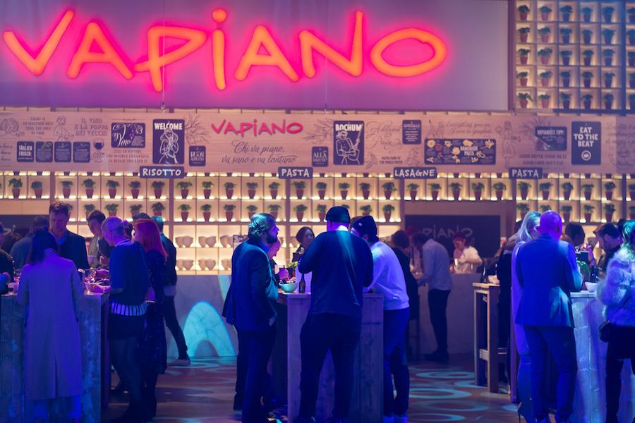 Ambiente Vapiano Bar
