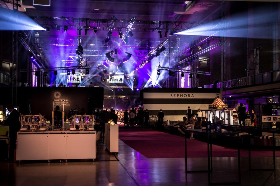 Ambiente Tempelhof Duftstars Verleihung