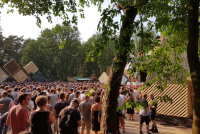 Ambiente Festivalgelände