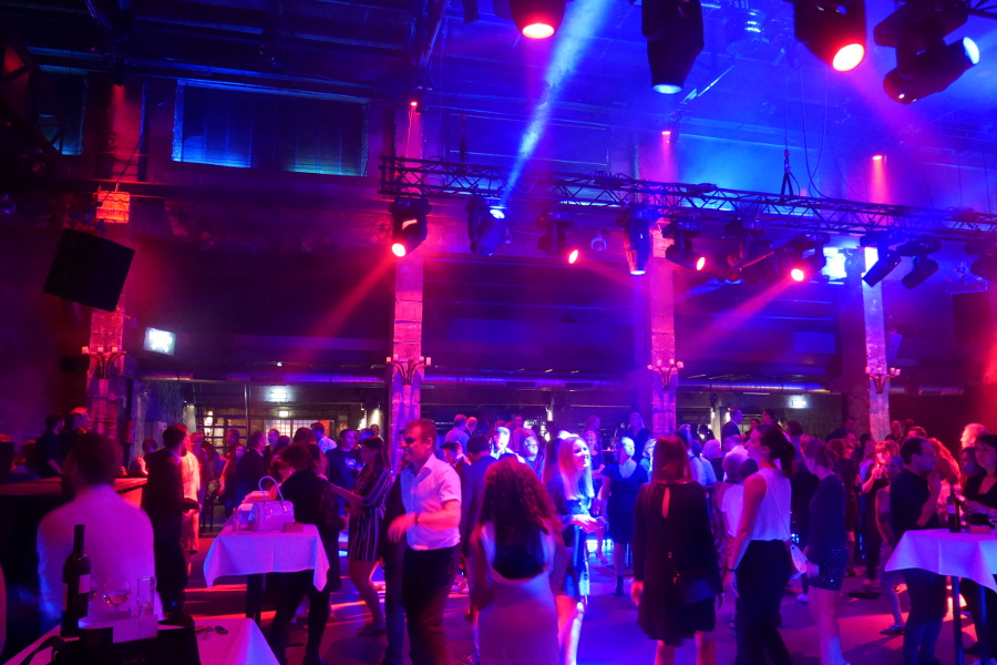 Ambiente Aftershow Party
