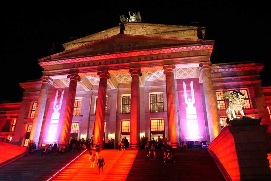 Ansicht Konzerthaus Berlin