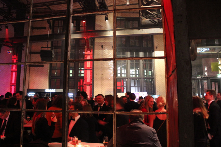 Impressionen Aftershow Party