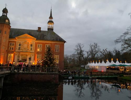 Weihnachtspartie Schloss Gödens 2019