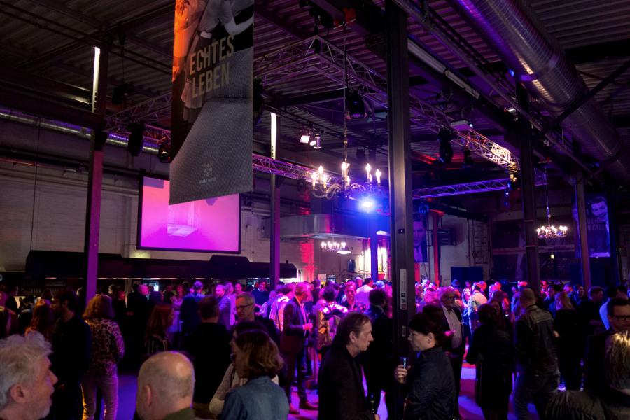 Ambiente Aftershow Party Werbefilmpreis