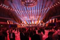 Impressionen Verleihung Lichtshow