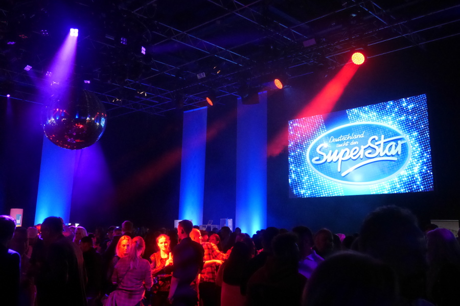 Ambiente Aftershow Party DSDS