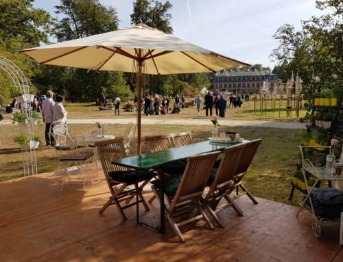 Fürstliches Gartenfest Schloss Wolfsgarten 2019