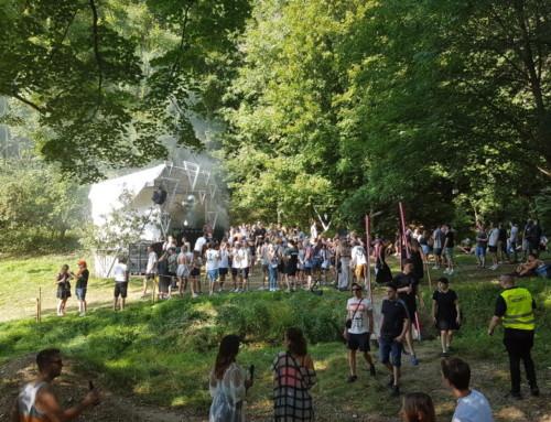 Wasser mit Geschmack Festival 2019