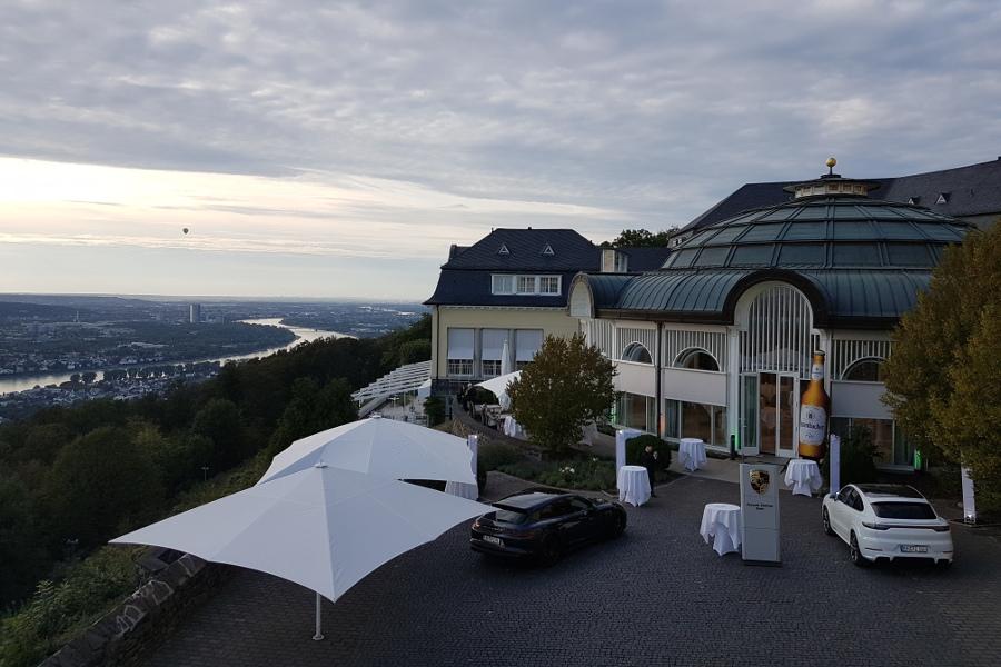 Panorama Steigenberger Hotel Bonn