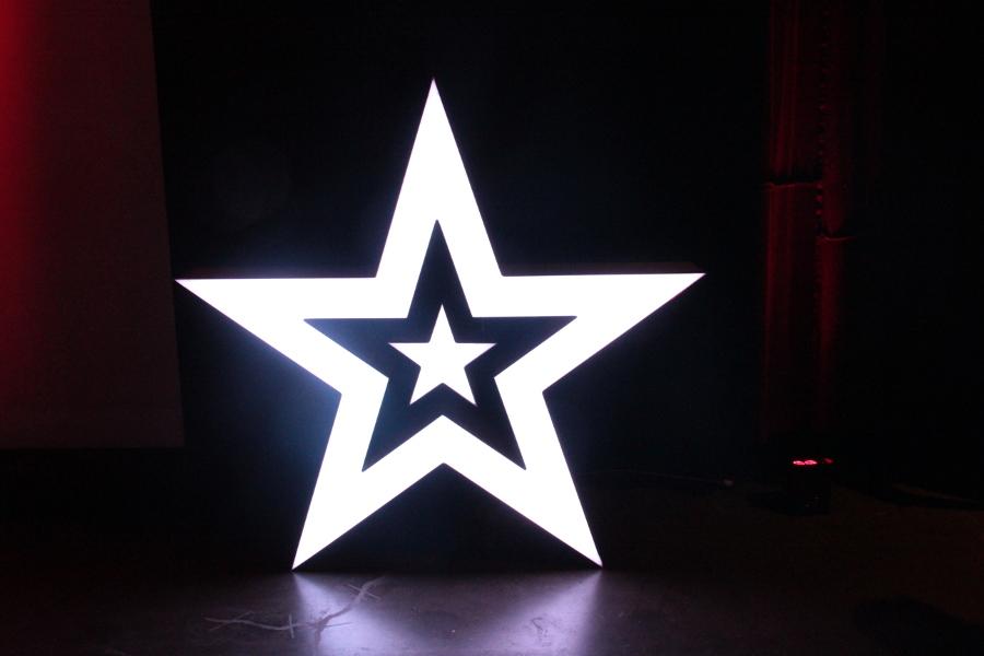 Close-up Stern Supertalent