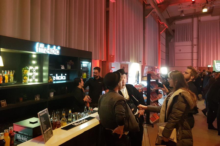fritz-kola Bar Interview