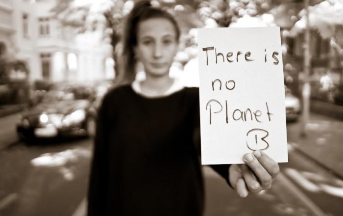 Frau Schild No Planet B