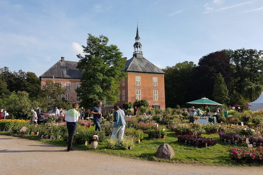 Schloss Weg Aussteller