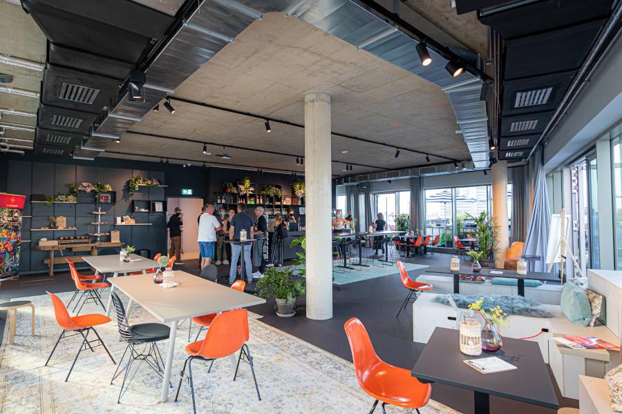 Innenbereich Design Möbel Gäste