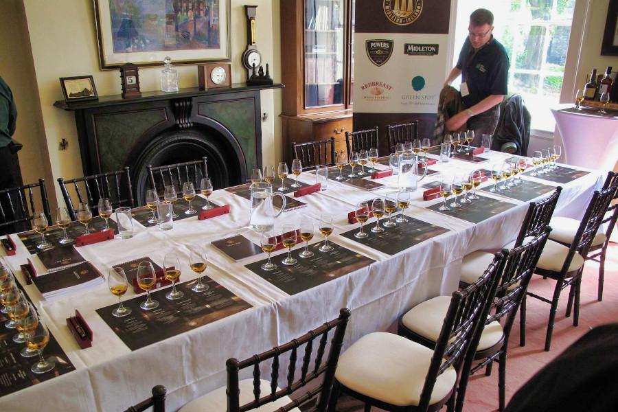 Tisch Tasting Whisky
