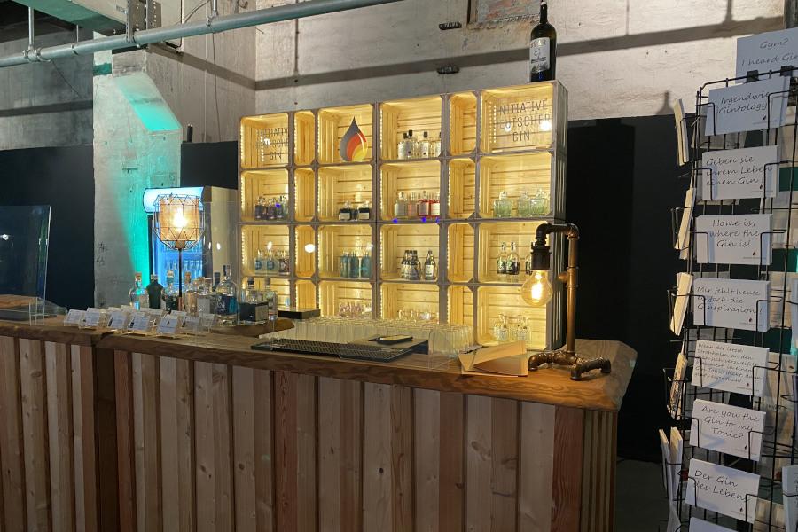 Bar Initiative deutscher Gin