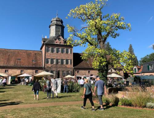Fürstliches Gartenfest Schloss Wolfsgarten 2021
